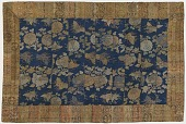 view Buddhist monk's mantle, modified for use as wall hanging digital asset number 1