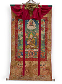 view Sixth Panchen Lama Lobsang Palden Yeshe (1738-80) digital asset number 1