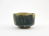 view Tea bowl in Yellow Seto style digital asset number 1