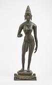 view Queen Sembiyan Mahadevi as the Goddess Parvati digital asset number 1