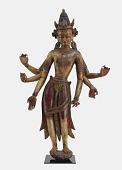 view Bodhisattva White Avalokiteshvara (Amoghapasha Lokeshvara) digital asset number 1