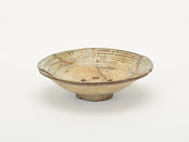 view Buncheong ware tea bowl, named Naruto digital asset number 1