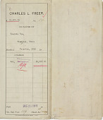 view Record of Charles Lang Freer's purchase of 5 paintings, miscellaneous pottery, glass, jade, and bronzes from Seaouke Yue digital asset: Record of Charles Lang Freer's purchase of 5 paintings, miscellaneous pottery, glass, jade, and bronzes from Seaouke Yue