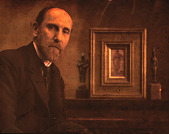 view Alvin Langdon Coburn Portraits of Charles Lang Freer, 1909 digital asset number 1