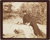 view Photographs of Charles Lang Freer in the Catskills, 1889 digital asset number 1
