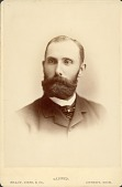 view Portraits of Freer digital asset: Photographic portraits of Charles Lang Freer