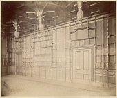 view Photographs of the Peacock Room at 49 Prince's Gate, London, 1892, (7) [31.c.2] digital asset: Photographs of the Peacock Room at 49 Prince's Gate, London