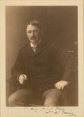 view Portrait of Thomas Wilmer Dewing digital asset: Portrait of Thomas Wilmer Dewing