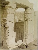 view Photographs of Egypt collected by Charles Lang Freer digital asset: Photographs of Egypt collected by Charles Lang Freer