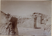 view Excavation of Samarra (Iraq): West of Sur Isa, House XII: View of Room 8, 4, 7 and 6 [graphic] digital asset number 1