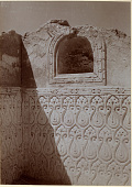 view Excavation of Samarra (Iraq): West of Sur Isa, House XII: View of Southwest Corner of Room 8 [graphic] digital asset number 1