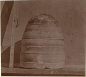 view Excavation of Samarra (Iraq): Alabaster Column Base, Found in al-Quraina, House IX, Room 4 [graphic] digital asset number 1