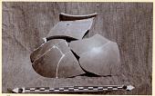 view Excavation of Samarra (Iraq): Fragments of Stoneware, Found in Palace of the Caliph (Dar al-Khilafa, Jawsaq al-Khaqani, Bayt al-Khalifah) digital asset: Excavation of Samarra (Iraq): Fragments of Stoneware, Found in Palace of the Caliph (Dar al-Khilafa, Jawsaq al-Khaqani, Bayt al-Khalifah) [graphic]