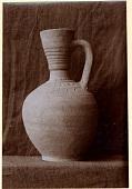 view Excavation of Samarra (Iraq): Unglazed Ceramic Vessel, Found in the Qasr al-Ashiq digital asset: Excavation of Samarra (Iraq): Unglazed Ceramic Vessel, Found in the Qasr al-Ashiq [graphic]