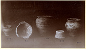 view Excavation of Samarra (Iraq): Ceramic Vessels, Found in the Pre-Islamic Cemetery Located at Shabbat al-Hawa [graphic] digital asset number 1