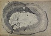 view Citadel of Aleppo (Syria): Ground Plan [drawing] digital asset number 1