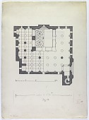view Van (Turkey): Great Mosque: Ground Plan [drawing] digital asset number 1