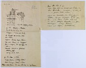 view D-240: Korykos (Turkey): Spherical Pendentive: Tracing and Handwritten Notes digital asset: Korykos (Turkey): Spherical Pendentive: Tracing and Handwritten Notes [drawing]