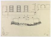 view D-700b: Excavation of Naqsh-i Rustam (Iran): Achaemenid Tomb of Darius I: Ground Plan digital asset: Excavation of Naqsh-i Rustam (Iran): Achaemenid Tomb of Darius I: Ground Plan [drawing]