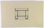 view Excavation of Pasargadae (Iran): Palace 'S': Ground Plan (Reconstruction) [drawing] digital asset number 1