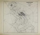 view D-1004: Map: Umgebung von Baghdad (1916). Herzfeld Blatt 3 (6 copies) used in Sarre-Herzfeld,Reise im Euphrat-und Tigrisgebiet digital asset: Baghdad (Iraq): Plan of the City and Surroundings