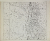 view D-1009a: Excavation of Samarra (Iraq): Topographical Map Compiled by Survey Party, Mesopotamian Expedition Forces, T.C. 108 digital asset: Excavation of Samarra (Iraq): Topographical Map Compiled by Survey Party, Mesopotamian Expedition Forces, T.C. 108
