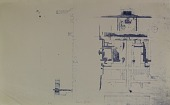 view D-1032: Excavation of Samarra (Iraq): Palace of the Caliph (Dar al-Khilafa, Jawsaq al-Khaqani, Bayt al-Khalifah), Small Serdab: Ground Plan and Sections of the Surface Entrance digital asset: Excavation of Samarra (Iraq): Palace of the Caliph (Dar al-Khilafa, Jawsaq al-Khaqani, Bayt al-Khalifah), Small Serdab: Ground Plan and Sections of the Surface Entrance [drawing]