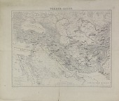 view Map of Near Eastern Asia, Annotated by Ernst Herzfeld digital asset number 1