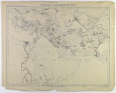 view Map of Persian and Macedonian Empire, annotated by Ernst Herzfeld digital asset number 1