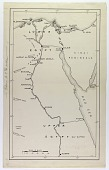 view Map of Lower and Upper Egypt digital asset number 1