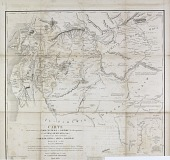 view Map of Central Syria and Iraq, including Mesopotamia and Babylonia, 1825 digital asset number 1