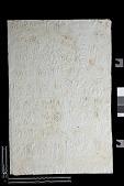 "view SQ 56: Naqsh-i Rustam, squeeze marked. ""41--49"" digital asset: Naqsh-i Rustam (Iran): Squeeze of Inscription, DNb, Old Persian Version, on the Achaemenid Tomb of Darius I"