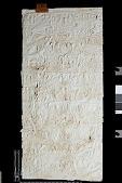 view SQ 114: Naqsh-i Rustam, Great lower inscription. 77--6. digital asset: Naqsh-i Rustam (Iran): Squeeze of Inscription, DNb, Old Persian Version, on the Tomb of Darius I
