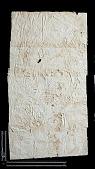 view SQ 122: Naqsh-i Rustam, Great lower inscription. Elamite text, d. 78--4. digital asset: Naqsh-i Rustam (Iran): Squeeze of Inscription, DNb, Elamite Version, on the Tomb of Darius I