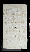 view SQ 123: Naqsh-i Rustam, Great lower inscription. Elamite text, 78--2. digital asset: Naqsh-i Rustam (Iran): Squeeze of Inscription, DNb, Elamite Version, on the Tomb of Darius I