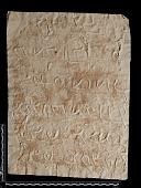 view The Sassanian Inscription of Paikuli (Iraq): Squeeze C'.1 (duplicate copy), Parthian Version digital asset number 1