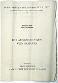 """view Excavation of Samarra (Iraq): Corrected page-proofs of Vol. VI, """"Die Geschichte der Stadt Samarra, Including Original Handwritten Annotations"""" digital asset number 1"""