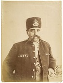 view Muzaffar Al-Din Shah Qajar, Shah of Iran [graphic] digital asset number 1