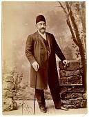 view Ali Asghar Khan-i Amin al-Sultan [graphic] digital asset number 1