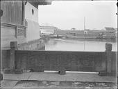 view Hangzhou: Stone railing on the bank of the Grand Canal digital asset: Hangzhou: Stone railing on the bank of the Grand Canal