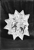 view Twelve-Pointed Star Minai Dish digital asset: Twelve-Pointed Star Minai Dish [graphic]