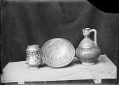 view Jar, Bowl, and Ewer digital asset: Jar, Bowl, and Ewer [graphic]