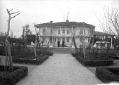 view Province of Gilan (Iran): House and Formal Garden at Port of Bandar Anzali digital asset: Province of Gilan (Iran): House and Formal Garden at Port of Bandar Anzali [graphic]