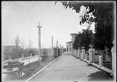 view Province of Gilan (Iran): Walkway at Port of Bandar Anzali [graphic] digital asset number 1