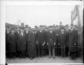 view Group Portrait: Dignitaries at the Russian Exposition [graphic] digital asset number 1