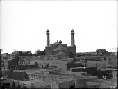 view Qazvin (Iran) :Rear View of Friday Mosque (Masjid-i Jami'-i Qazvin) [graphic] digital asset number 1