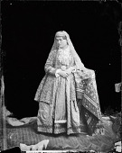 view Portrait of an Armenian Woman in Elaborate Costume [graphic] digital asset number 1