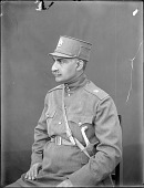 view Studio Portrait: Reza Shah Pahlavi (Portrayed while Minister of War) [graphic] digital asset number 1