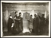 view Pilgrims at the Shrine of Najaf (Iraq) [graphic] digital asset number 1