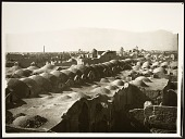 view Kashan (Iran): View of the Bazaar Complex Domed Rooftop [graphic] digital asset number 1